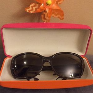 Authentic kate spade ♠️ New York Brown Sunglasses